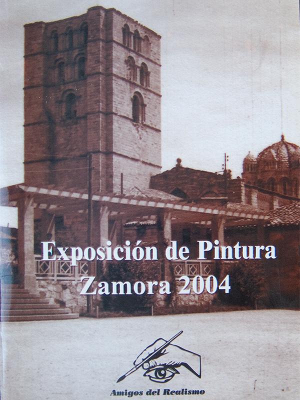Exposición de pintura - Zamora 2004